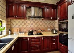 红木橱柜怎么保养才对 红橡木家具的优缺点