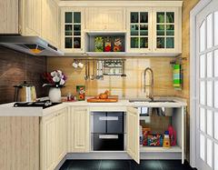 装修厨房如何省钱 小厨房装修方案