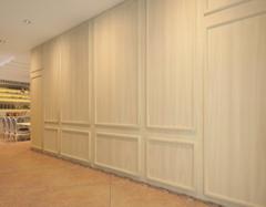 护墙板怎么安装     护墙板和墙纸哪个好