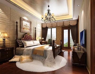 别墅卧室如何设计 2018别墅卧室设计方案