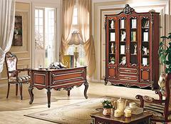 欧式书房装修原则是什么 欧式书房装修技巧