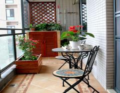 客厅阳台如何装修  客厅阳台装修报价