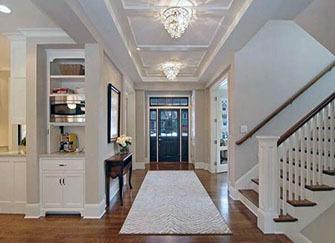 走廊吊顶怎么装修 走廊装修效果案例