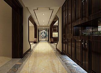 中式走廊吊顶怎么装修 中式走廊吊顶装修效果欣赏