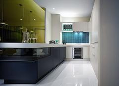 U型开放式厨房装修布局 U型厨房装修注意事项