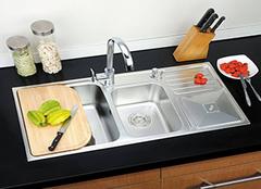厨房水槽什么材质好 厨房水槽如何选购