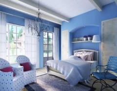 卧室地中海风格装修好吗 卧室地中海装修如何设计