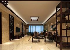 中式客厅如何装修设计   中式客厅装修效果图
