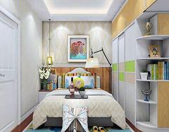 卧室吊柜尺寸是多少 卧室吊柜一般多高