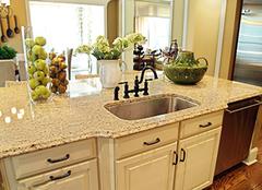 厨房台面哪种材料好 这几款比较不错