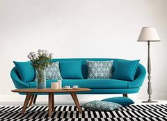现代装修选什么沙发好  白墙配什么颜色的沙发好