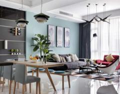 现代简约三居室装修价格 现代简约风格设计说明