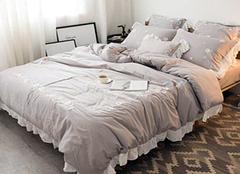贡棉和纯棉被套哪个好 使用家具床上用品安全注意事项