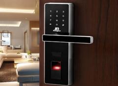 家用指纹防盗门安全吗 指纹锁的优缺点
