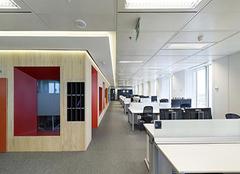 办公室设计费用 500平办公室装修价格