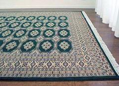 手工地毯编织方法 废毛线怎样自制地毯