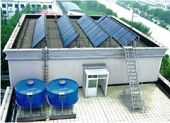 太阳能暖气价格 太阳能取暖130平多少钱