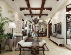田园风格装修要多少钱 美式田园风格别墅装修设计说明