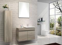 浴室柜一般装多高合适 浴室柜标准尺寸