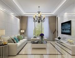 80平米小户型装修3万效果图  80平米小户型房子装修价格表