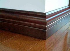 木踢脚线用什么材质好 木踢脚线怎么安装