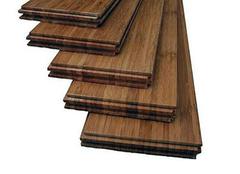 竹地板价格 竹地板能用在客厅吗