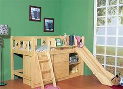 儿童家具什么牌子好  全国十大儿童家具品牌排行
