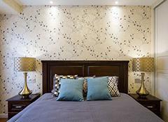 碎花墙纸配什么地板 灰色地板配什么颜色墙纸
