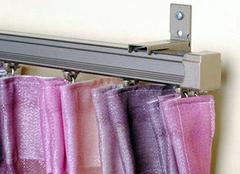 窗帘轨道安装方法 窗帘轨道多少钱一米