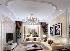 如何选择客厅吊顶材料 客厅吊顶一般用什么材料