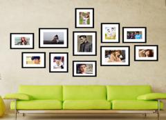 照片墙怎么摆好看  9张照片墙怎么摆好看