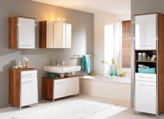 浴室柜用PVC还是太空铝 太空铝浴室柜的优缺点