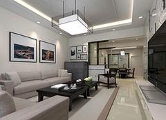 80平米二手房翻新装修 80平米老房改造报价