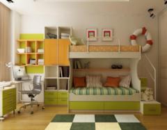儿童房怎么装修环保 儿童房怎么装好看