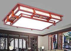 十大中式灯具品牌排行榜 中式实木灯具价格