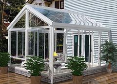 阳光房价格多钱一平米 阳光房顶用什么材料好