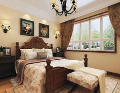 田园风格卧室设计说明 田园风格卧室特点