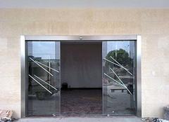 自动感应玻璃门价格 自动感应玻璃门安装