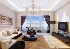 客厅装修瓷砖怎么选  铺地砖的注意事项