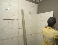 腻子上能贴瓷砖吗 怎样在腻子粉上贴瓷砖