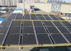 太阳能暖气安装示意图 太阳能暖气使用注意事项