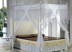 支架蚊帐怎么安装 不用支架怎么挂蚊帐