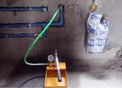 装修水管怎么试压 装修水管试压多少压力