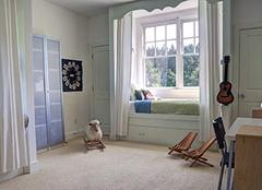 飘窗窗帘选择技巧 飘窗窗帘选择注意事项