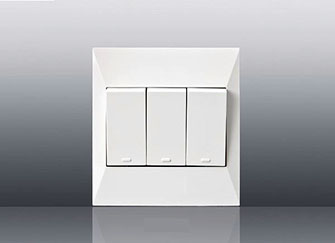 开关面板怎么打开 插座开关按钮怎么拆