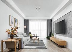 8万全包120平三室两厅装修明细 120平米花8万装修效果