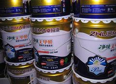 油漆和乳�z漆一�p�T大的�^�e 家�b如何�x乳�z漆