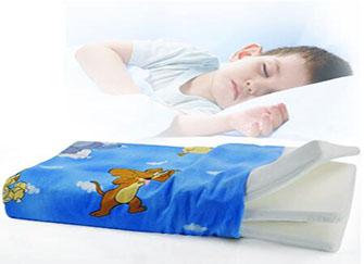 儿童枕头多高合适 儿童枕头用什么枕芯好