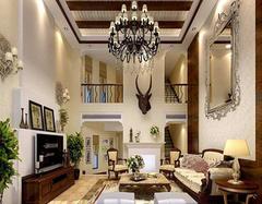 别墅装修风格有哪些 别墅室内装修设计技巧介绍