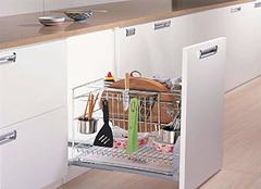 橱柜抽屉滑道怎么安装 隐藏式抽屉滑轨怎么拆